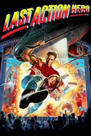 Poster: Last Action Hero