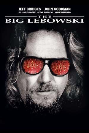 Poster: The Big Lebowski