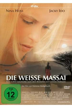Poster: Die weisse Massai