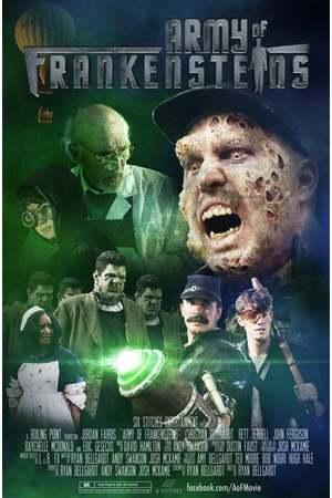 Poster: Armee der Frankensteins