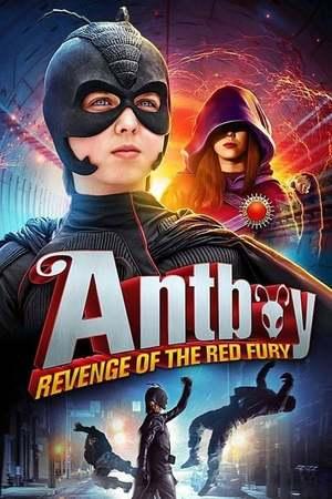 Poster: Antboy 2 - Die Rache der Red Fury