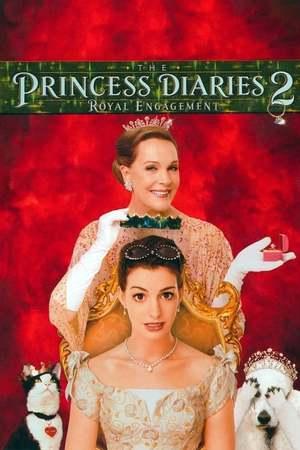 Poster: Plötzlich Prinzessin 2