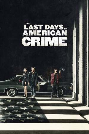 Poster: The Last Days of American Crime