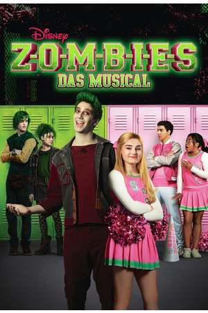 Poster: Zombies - Das Musical
