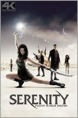 Poster: Serenity - Flucht in neue Welten