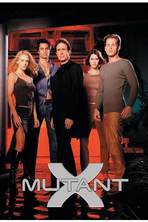 Poster: Mutant X