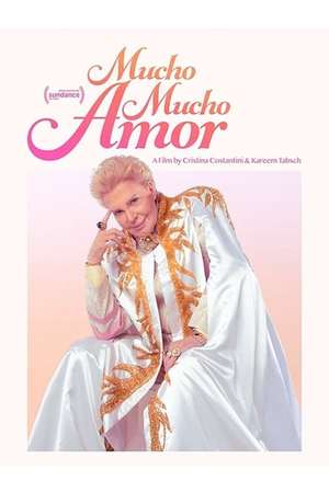 Poster: Mucho Mucho Amor