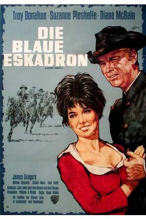 Poster: Die blaue Eskadron