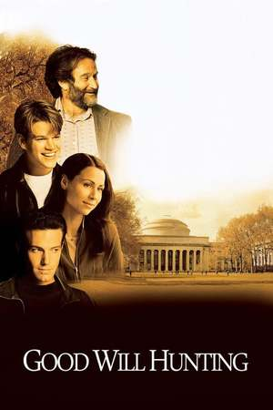 Poster: Good Will Hunting