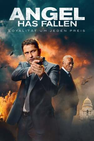 Poster: Angel Has Fallen