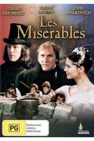 Poster: Les Misérables – Gefangene des Schicksals
