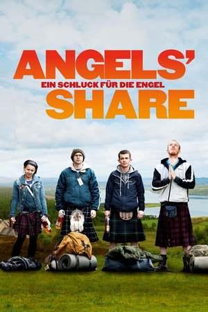 Poster: Angels' Share - Ein Schluck für die Engel