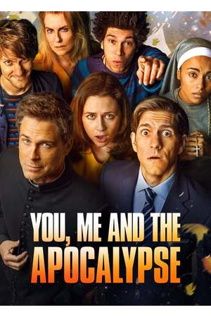 Poster: You, Me and the Apocalypse