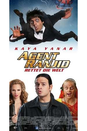 Poster: Agent Ranjid rettet die Welt