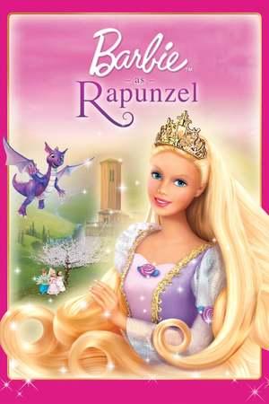 Poster: Barbie als Rapunzel