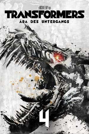 Poster: Transformers: Ära des Untergangs