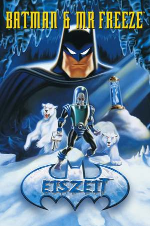 Poster: Batman & Mr. Freeze: Eiszeit