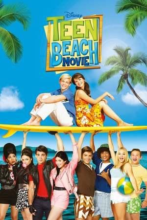 Poster: Teen Beach Movie