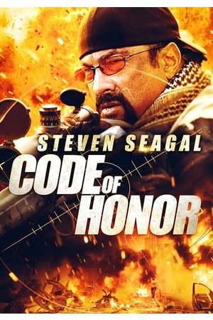 Poster: Code of Honor - Rache ist sein Gesetz
