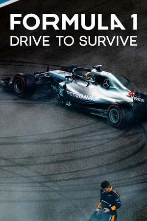 Poster: Formula 1: Drive to Survive