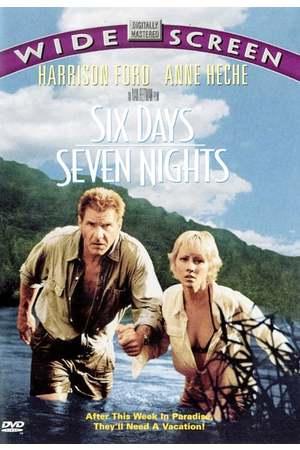 Poster: Sechs Tage, sieben Nächte