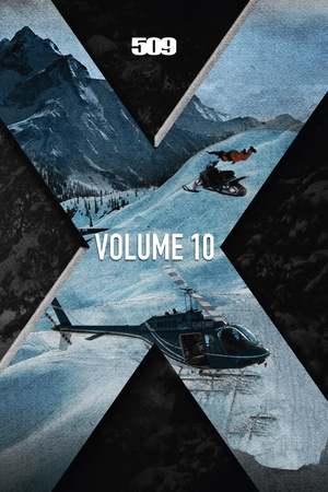 Poster: 509 Films: Volume 10