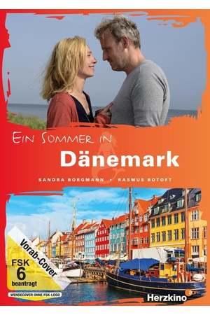 Poster: Ein Sommer in Dänemark