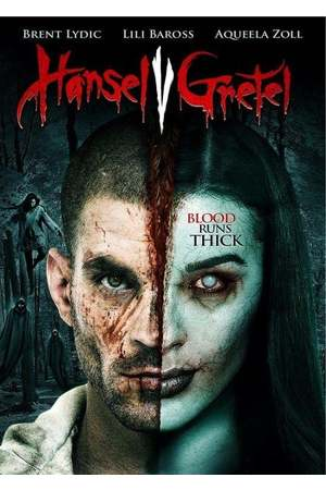Poster: Hänsel vs. Gretel