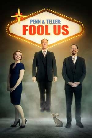 Poster: Penn & Teller: Fool Us