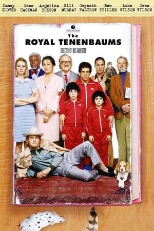 Poster: Die Royal Tenenbaums