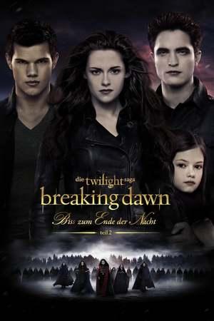 Poster: Breaking Dawn - Bis(s) zum Ende der Nacht - Teil 2