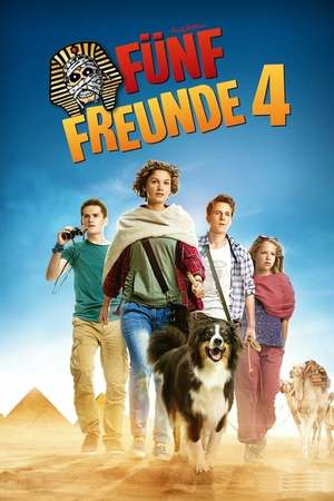 Poster: Fünf Freunde 4