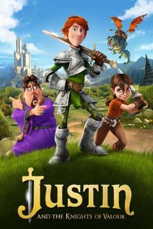 Poster: Justin - völlig verrittert!
