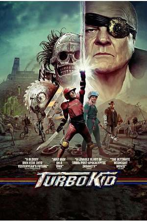 Poster: Turbo Kid