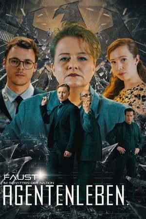 Poster: FAUST - AGENTENLEBEN