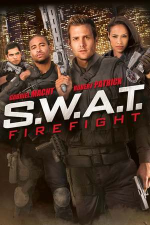 Poster: S.W.A.T.: Firefight
