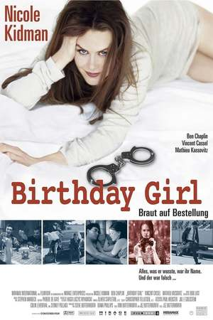 Poster: Birthday Girl
