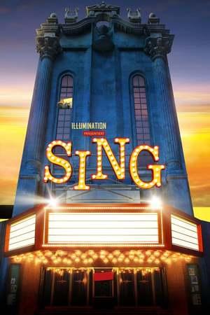 Poster: Sing