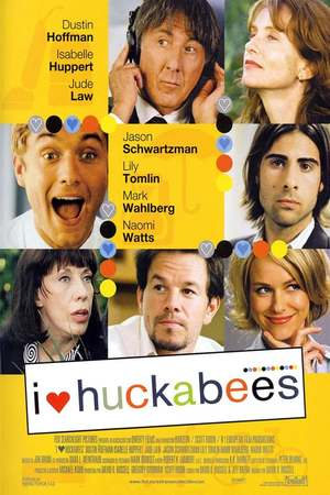 Poster: I ♥ Huckabees