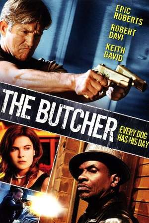 Poster: The Butcher - The New Scarface