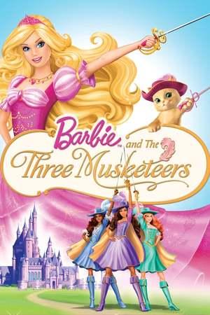 Poster: Barbie und Die Drei Musketiere