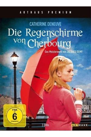 Poster: Die Regenschirme von Cherbourg