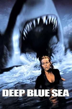 Poster: Deep Blue Sea