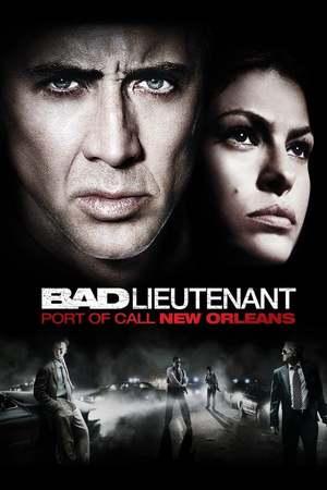 Poster: Bad Lieutenant - Cop ohne Gewissen