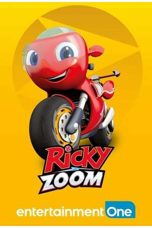 Poster: Ricky Zoom