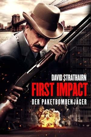Poster: First Impact - Der Paketbombenjäger
