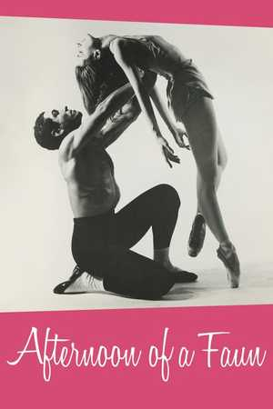 Poster: Der Nachmittag eines Fauns