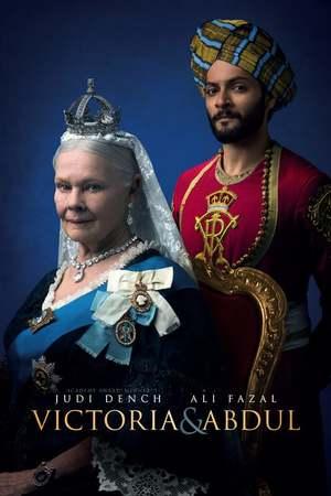 Poster: Victoria & Abdul