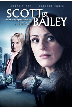 Poster: Scott & Bailey