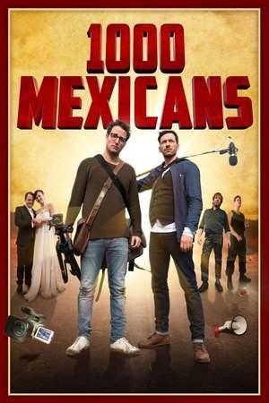 Poster: 1000 Mexikaner